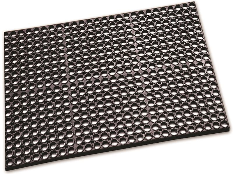 Image of a Workmaster floor mat for food industry spaces.