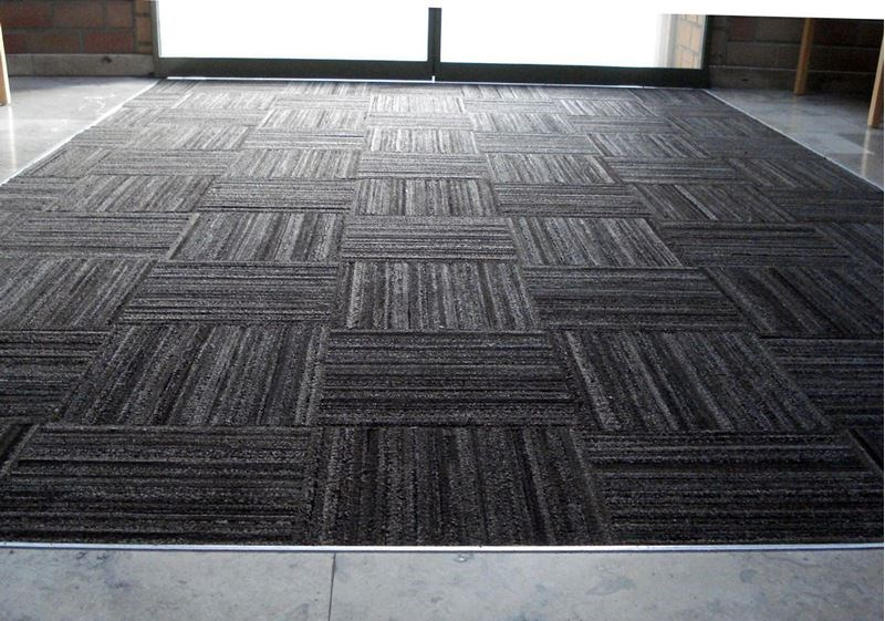 Image of floor mats for schools.