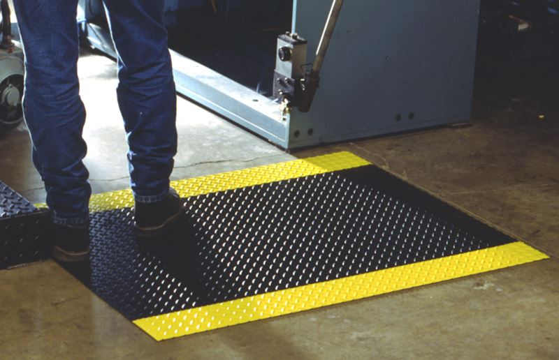Image of Diamond Dek Sponge Mats.